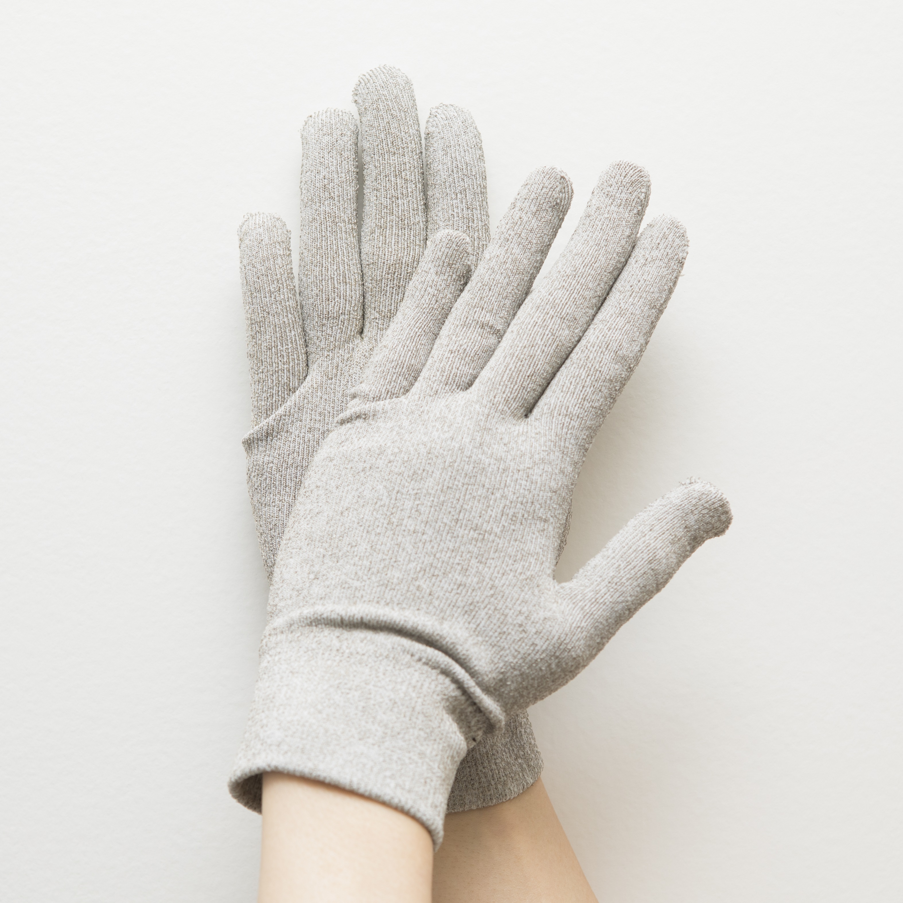 男女兼用のストレッチ素材でフィット感と伸縮性